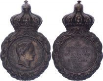 France Medal of Sainte-Helene - Napoleon I (1792-1815) without a ribbon and without fixing