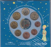 France Monnaie de Paris BU Set 2003 Petit Prince