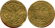 France Mounton d\'Or Jean II Le Bon (1350-1364)