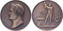 France Napoléon I - Baptème du roi de Rome 1811 - vers 1845