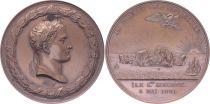 France Napoléon I - Mort à ST Hélène 1821 - vers 1880