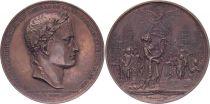 France Napoléon I - Retour des cendres aux Invalides  - 1840