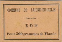 France Sans valeur Cornon Bon pour 500 Gr de viande