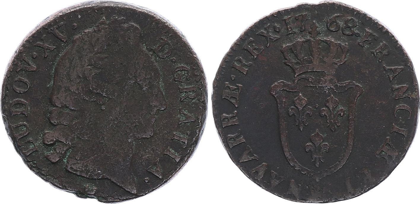 France Sol Louis XV - 1768 Aix en Provence
