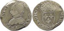 France Teston Charles IX - 1564 I Limoges - Argent - 5 ème type - TB