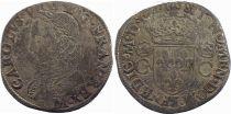 France Teston Charles IX - 1564 M Toulouse - Argent - 2 ème type - B+