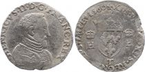 France Teston Henri II - 1560 Nantes - F- Silver