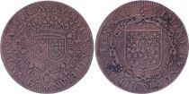 France Ville et Noblesse - Amiens  - Arms of Louis XIV - ND