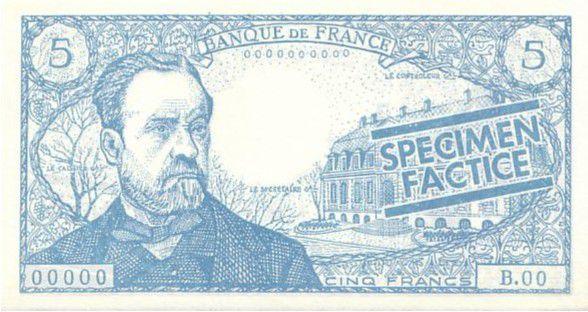 France X.103.2a X.103 Billet Scolaire