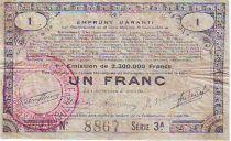 Francia 1 F 70 communes
