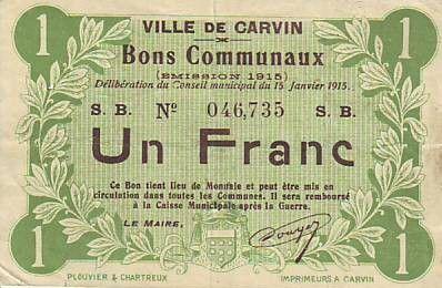 Francia 1 F Carvin