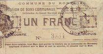Francia 1 F Ronssoy
