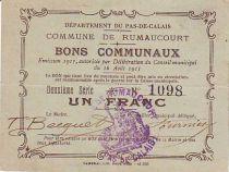 Francia 1 F Rumaucourt