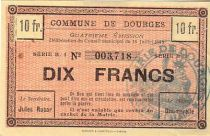 Francia 10 F Dourges - 18/07/1915