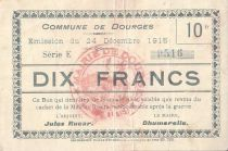Francia 10 F Dourges