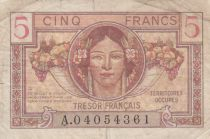 Francia 10 Francs , French Treasure - 1947 - Serial   A.04054361