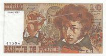 Francia 10 Francs Berlioz - 06-06-1974 Serial C.51