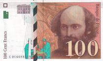 Francia 100 Francs Cezanne - 1997 - Serial C- 016