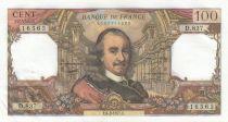 Francia 100 Francs Corneille - 06-02-1975 - Serial D.837