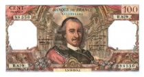 Francia 100 Francs Corneille - 1974-10-03 - Serial R.829