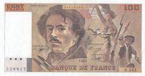Francia 100 Francs Delacroix - N.243 - 1993