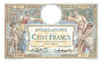 Francia 100 Francs Women and childs - 015-05-1923 Serial B.9293