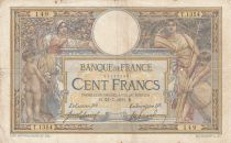 Francia 100 Francs Women and childs - 22-07-1911 Série T.1354