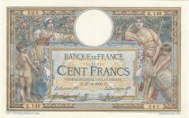 Francia 100 Francs Women and childs - 27-03-1908 Série K.148