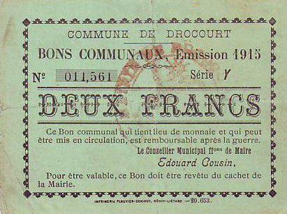 Francia 2 F Drocourt