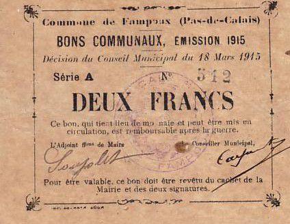 Francia 2 F Fampoux