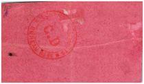 Francia 2 Francs Vendeuil City - 1914 - 1915