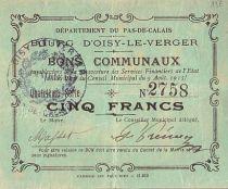 Francia 5 F Oisy-Le-Verger
