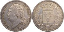 Francia 5 Francs Louis XVIII King of France - 1816 A