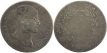 Francia 5 Francs Napoleon First Consul - An 12 M Toulouse
