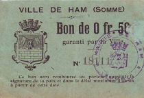 Francia 50 cent. Ham