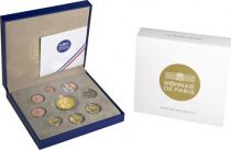 Francia BE.2013 Proof SET France 2013 Hercules