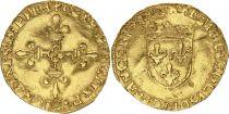 Francia Ecu d\'Or au Soleil, François Ier - 1515-1547