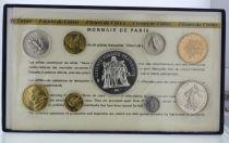 Francia Monnaie de Paris Uncirculated set 1976