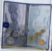 Francia Monnaie de Paris Uncirculated set 1981