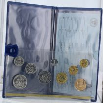 Francia Monnaie de Paris Uncirculated set 1981