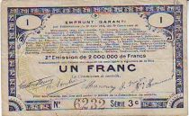 Frankreich 1 F 70 communes