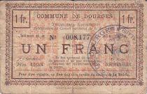 Frankreich 1 F Dourges