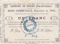 Frankreich 1 F Feuchy - 22/08/1915