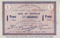 Frankreich 1 F Wignehies