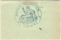 Frankreich 1 Franc Noyon City - 1914