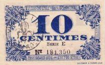 Frankreich 10 cent. Lille