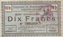 Frankreich 10 F Noyelles-Godault