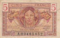 Frankreich 10 Francs , French Treasure - 1947 - Serial   A.03465452