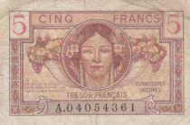Frankreich 10 Francs , French Treasure - 1947 - Serial   A.04054361