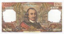 Frankreich 100 Francs Corneille -  08-01-1970 - Serial H.441